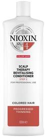 Кондиционер для волос Nioxin System 4 Scalp Revitaliser Conditioner, 1000 мл