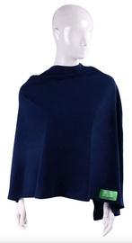 Lulando Multifunctional Nursing Cover Navy Blue