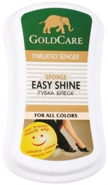 GoldCare Easy Shine Shoe Sponge Neutral