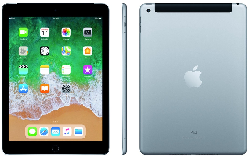 Apple iPad 6th Gen 9.7 Wi-Fi+4G 128GB Space Grey