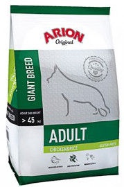 Arion Original Giant Chicken & Rice 12kg