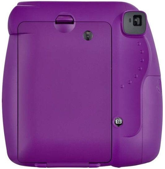 Fujifilm Instax Mini 9 Purple + Instax Mini Glossy