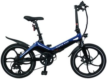 "Jalgratas Blaupunkt, sinine/must, 23.5"", 20"""