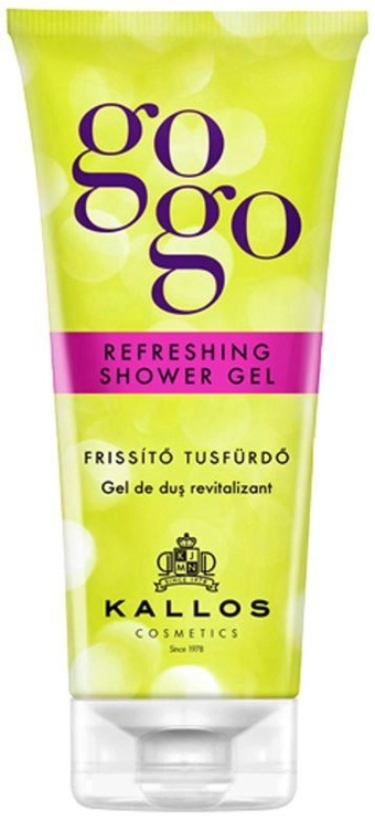Kallos GoGo Refreshing Shower Gel 200ml