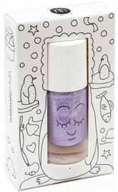 Nailmatic Piglou Nail Polish 8ml Purple With Glitter