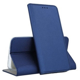 Mocco Smart Magnet Book Case For Huawei Y5 2019 Blue
