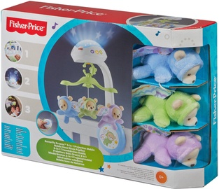 Fisher Price Butterfly Dreams 3In1 Projection Mobile CDN41