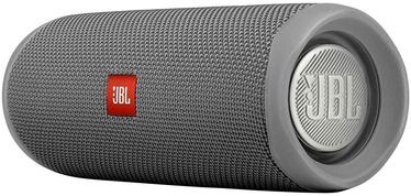 Беспроводной динамик JBL JBLFLIP5GRY Gray, 20 Вт