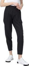 Audimas Light Stretch Fabric Trousers Black 168/S