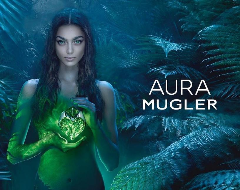 Thierry Mugler Aura 50ml EDP + 5ml EDP
