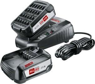 Bosch 18V Starter Set with 2 Batteries