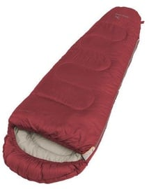 Magamiskott Easy Camp Cosmos Jr Red, parem, 170 cm