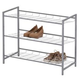 Шкаф для обуви Futura GC2937-3 Grey, 800x300x600 мм