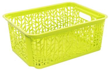 BranQ Basket Bamboo Green
