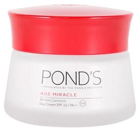 Крем для лица Pond's Age Miracle Day Cream SPF15, 50 мл