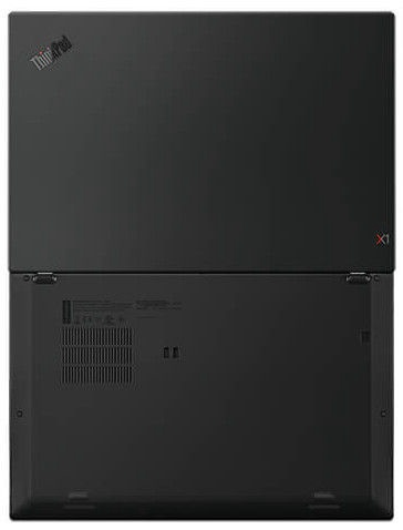 Lenovo ThinkPad X1 Carbon 6th Gen Black 20KG004JMH