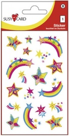 Herlitz Stickers Glowing Stars