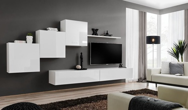 ASM Switch X Wall Unit White Gloss