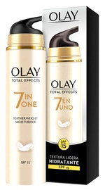 Olay Total Effects 7in1 Featherweight Moisturiser SPF15 50ml