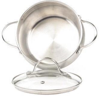 Fissman Martinez Stainless Steel Pot 20x11cm 5138