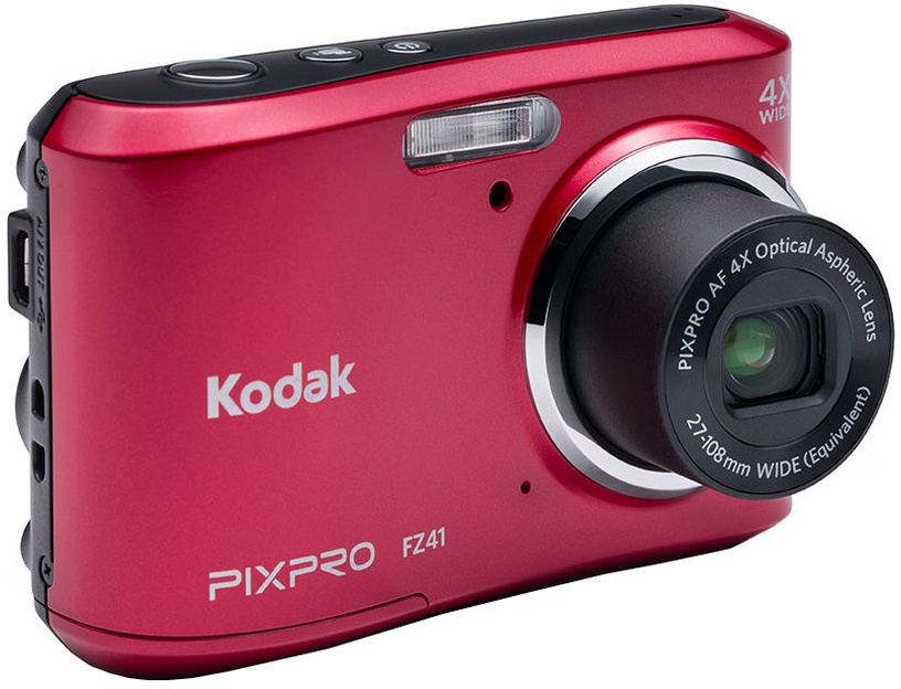Kodak PixPro FZ41 Red