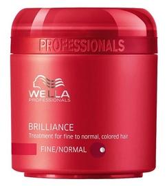 Juuksemask Wella Brilliance Normal, 150 ml