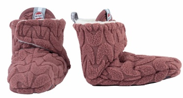 Lodger Baby Slippers Empire Rosewood 12-18m
