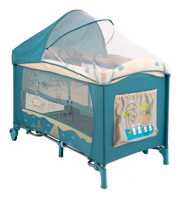 Milly Mally Mirage Deluxe Blue Bird