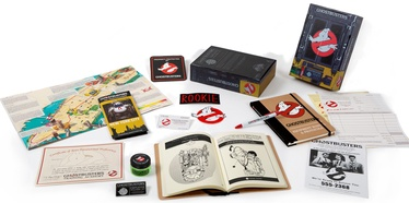 Icon Heroes Ghostbusters Employee Welcome Kit