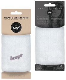Beeyo Sport Frotte WristBand White
