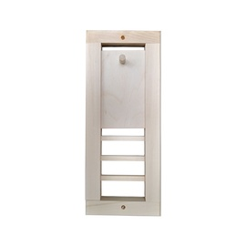 SN Sauna Ventilation Grill 380x154 mm