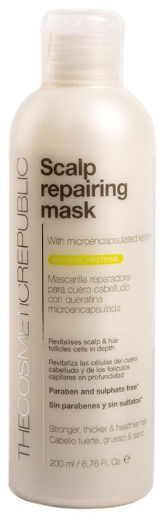 Juuksemask The Cosmetic Republic Scalp Repairing, 200 ml