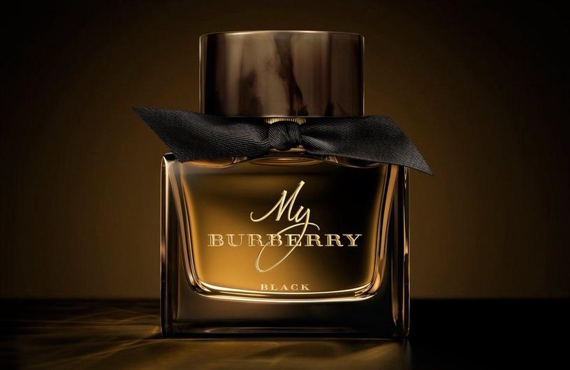 Burberry My Burberry Black 50ml EDP + 75ml Body Lotion