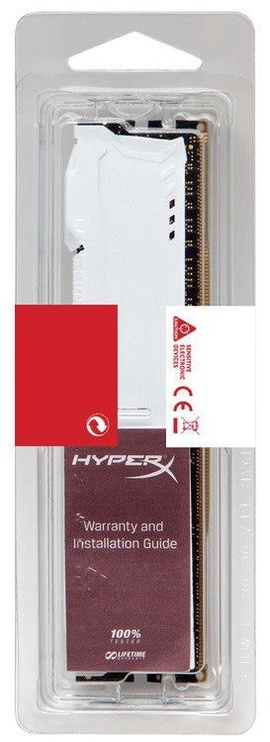 Kingston HyperX Fury White 16GB 3200MHz CL18 DDR4 HX432C18FW/16