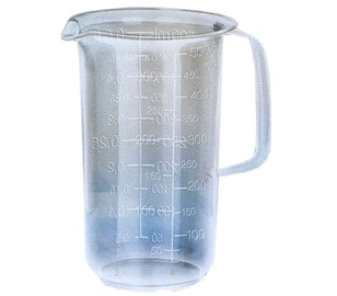 Keeeper Measuring Vessel 0.5l