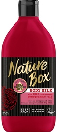 Молочко для тела Schwarzkopf Nature Box Pomegranate, 385 мл
