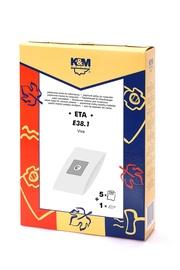 Мешки для пылесосов E38 ETA 1458 (5+1)