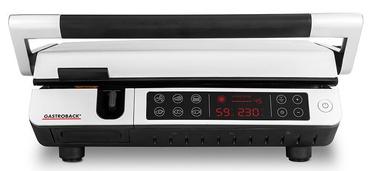 Elektrigrill Gastroback Design BBQ Advanced Control 42539