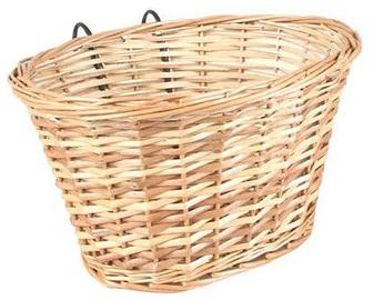 Good Bike Willow Basket Brown 35x26x20cm