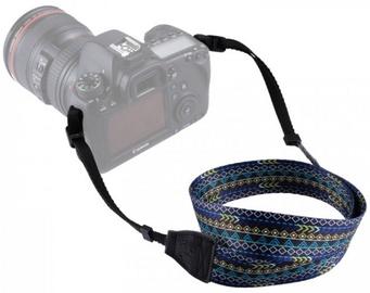 Fotocom Camera Strap Colorful Blue