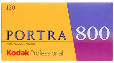 Kodak Professional Portra 800 Color Negative Film 120×5pcs