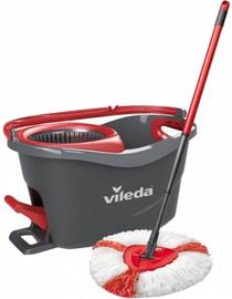 Набор для мытья полов Vileda VILE14773, белый/черный/красный, 20 л