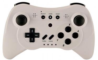 TTX Tech Wii U Pro Controller Wireless White