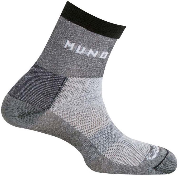 Mund Socks Cross Mountain Grey 38-41