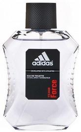 Tualettvesi Adidas Team Force 100ml EDT