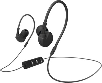 "Hama ""Run BT"" Clip-On Sports Earphones Black"