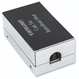 Intellinet Junction Box CAT 5e STP Silver