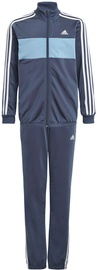 Adidas Essentials Tiberio Track Suit GU2757 Navy Blue 164cm