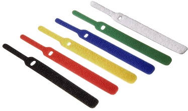 Hama Hook and Loop Cable Ties 6pcs