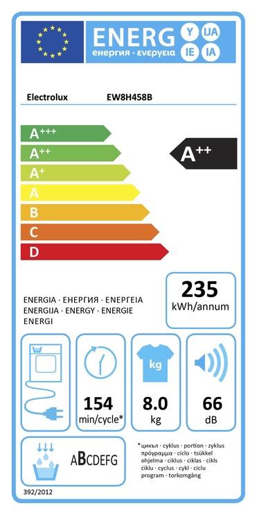 Kuivati Electrolux EW8H458B